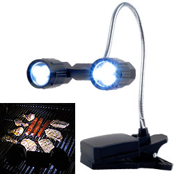 Chef Buddy Adjustable LED BBQ Grill Light