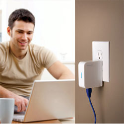 Northwest? Instant Wireless Travel Wi-Fi Router and Repeater