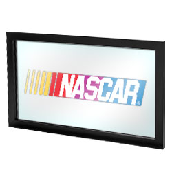 NASCAR Framed Logo Mirror