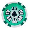 High Roller Poker Chips