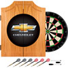 Chevrolet Dart Cabinet Includes Darts and Board