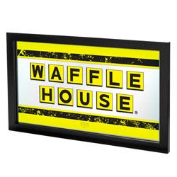 Waffle House Vintage Framed Logo Mirror