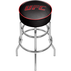 UFC Padded Swivel Bar Stool