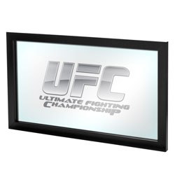 UFC Framed Logo Mirror