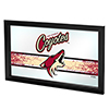 NHL Framed Logo Mirror - Arizona Coyotes�