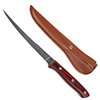 Gone Fishing Filet Knife with Sheath - 12.25 inches