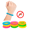 Pure Garden Mosquito Repellent Bracelets - Pack of Ten