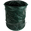 Stalwart Pop-Up Trash Bin - 22 inch D x 27 inch H