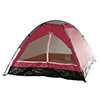 Happy Camper Two Person Tent by Wakeman Outdoors - Brick Red