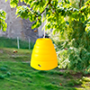 Trademark Home Collection Beehive Wasp Trap - Yellow