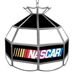 NASCAR 16 inch Tiffany Style Lamp