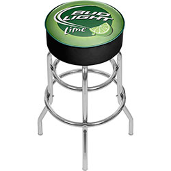Bud Light Lime Bar Stool