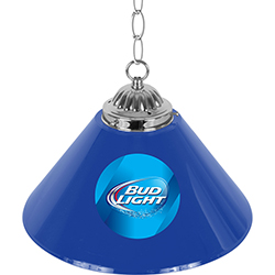 Bud Light 14 Inch Single Shade Bar Lamp