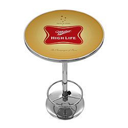 Miller High Life Pub Table
