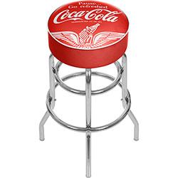 Wings Coca Cola Pub Stool