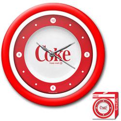 Coca-Cola Clock Neon Retro Style Collectible 70's style