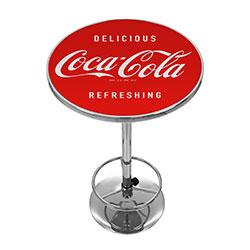 Coca Cola Vintage Pub Table
