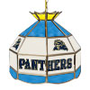 University of Pittsburgh Stained Glass  Lamp - 16 Inch