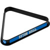 Seton Hall University Billiard Ball Triangle Rack