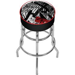 Fender Ripped Grunge Padded Bar Stool