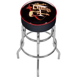 FenderR Electro Lounge Padded Bar Stool