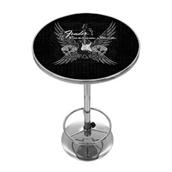 Fender Wings to the Strat Pub Table