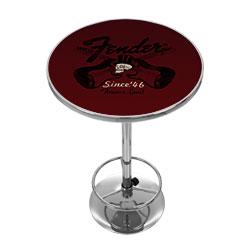 FenderR Top Hat Hot Rod Pub Table