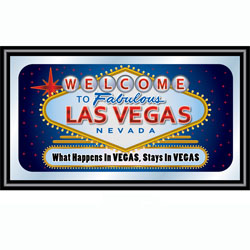 Las Vegas Mirror - What Happens in Vegas Stays in Vegas