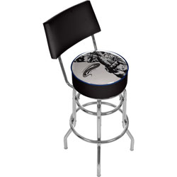 U.S Army The Horn Calls Padded Bar Stool - Made In USA