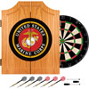 US Marines Corps Cabinet includes Darts and Board