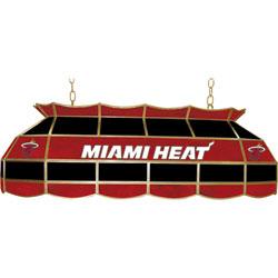 Miami Heat NBA 40 inch Tiffany Style Lamp