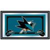 NHL San Jose Sharks Framed Team Logo Mirror
