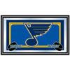 NHL St. Louis Blues Framed Team Logo Mirror