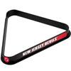 NHL New Jersey Devils Billiard Ball Triangle Rack