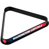 NHL Washington Capitals Billiard Ball Triangle Rack