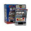 Cherry Bonus Slot Machine bank with  Spinning reels