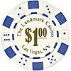 Landmark Casino Poker Chips