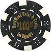 Deadwood Casino 11.5 Gram Poker Chips w/ Denominations