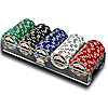 ESPN� 100 Assorted 11.5g Championship Edition Poker Chips