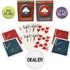 Poker Chip set Accessories