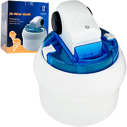 Chef Buddy Ice Cream and Sorbet Maker - 1 Quart