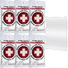 216 Pure� First AId Disinfecting Wipes for Hands and Face