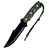Whetstone 11 Inch Green Beret Survival Knife 11 Inch Green B