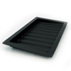 9 Row Black Chip Tray